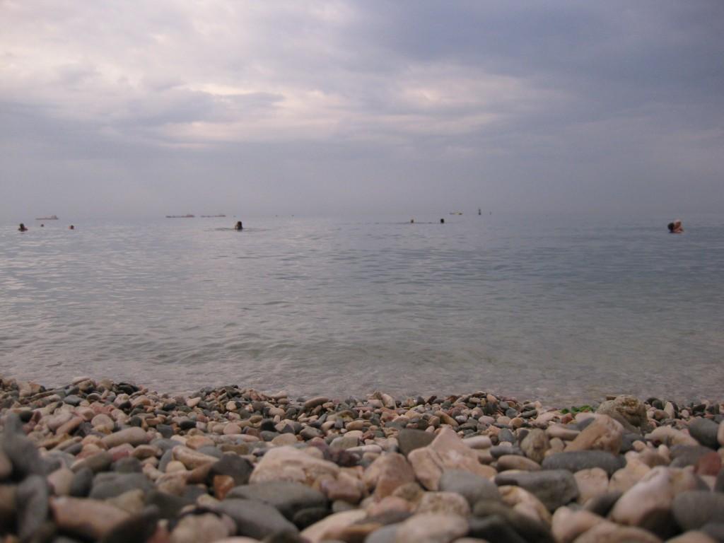 Украина - Черное море (Феодосия)