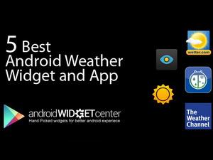 Погода для Android