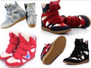 Каблуки или кроссовки?