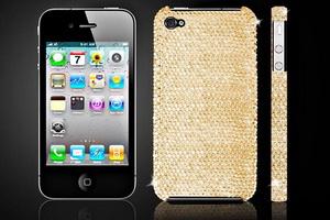 Чехлы со стразами для iPhone