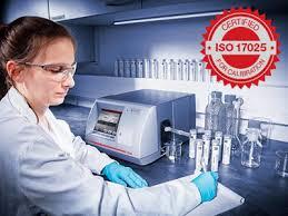 Аккредитация испытательных лабораторий