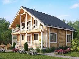 Деревянные дома - проекты и цены