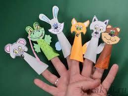 Kуклы сказочные герои