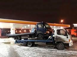 Перевозка автомобиля автовозом