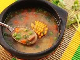 Супы - простые рецепты