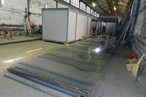 Производство контейнеров