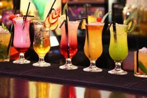 Полная база напитков и коктейлей