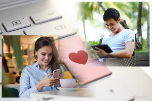 Преимущества знакомств через интернет
